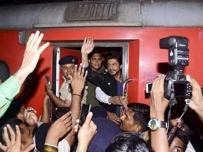 Railways, why allow a busy route/train for private events?