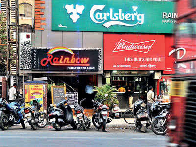 Soon, permit rooms and bars may be licensed to sell bottled alcohol at MRP