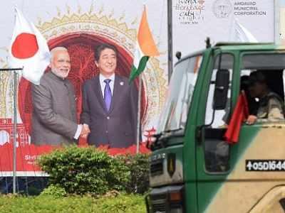 Mini India to greet Shinzo Abe on his two-day visit to Ahmedabad