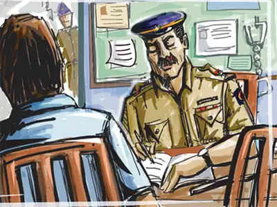 Driver sneaks into city from Mumbai, booked