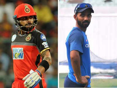 RCB vs RR Live Score: Royal Challengers Bangalore vs Rajasthan Royals IPL 2018 Live Cricket Score from Bengaluru: Rajasthan Royals beat Royal Challengers Bangalore by 19 runs