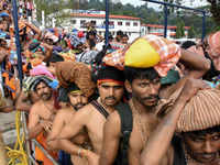 Sabarimala row: Pathanamthitta district administration extends prohibitory orders