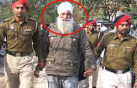 Top Khalistani leader Narain Singh Chaura arrested