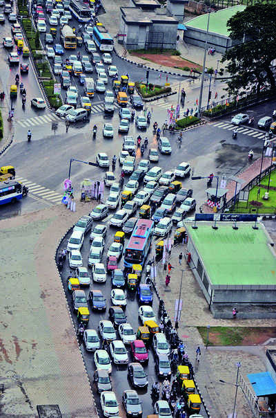 Bengaluru: Citizens oppose proposed elevated corridor project
