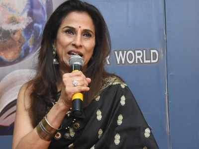 Shobhaa De rubbishes ex-Pakistan envoy to India Abdul Basit's claim that he influenced her Kashmir article