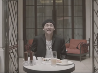 Watch: BTS' V reveals whimsical new track 'Winter Bear'