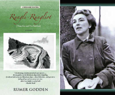Rumer Godden: A sense of place