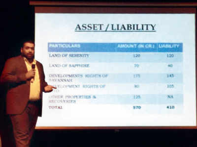 Bhagtanis to liquidate company assets to pay off home buyers