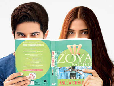 Dulquer Salmaan, Sonam Kapoor get ready for Zoya Factor adaptation