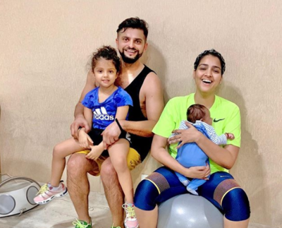 Suresh Raina: Lockdown has taught us various ways to love and bond with family