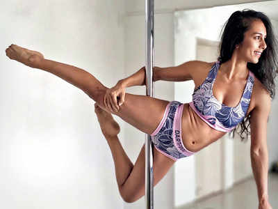 Medal-winning pole artiste Nupur Chaudhuri on exploring the art form