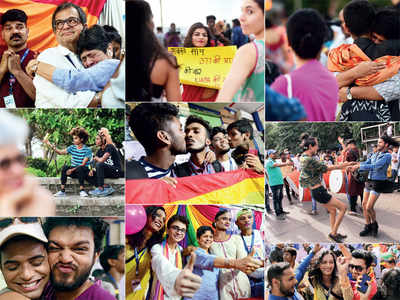 Supreme Court partially strikes down Section 377: No prejudice, only pride