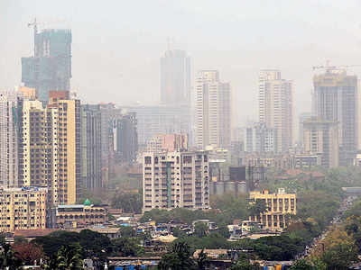 Mumbai air as bad as Delhi's