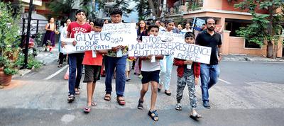 Bengaluru: It's BTM Layout residents'turn to raise their voices