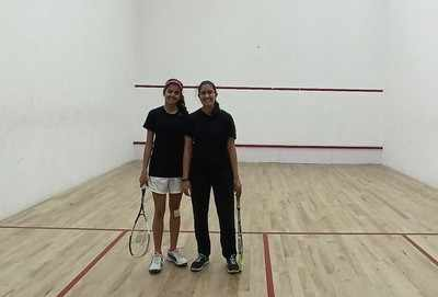 Avishka Sharma bags gold in BU Squash Tournament