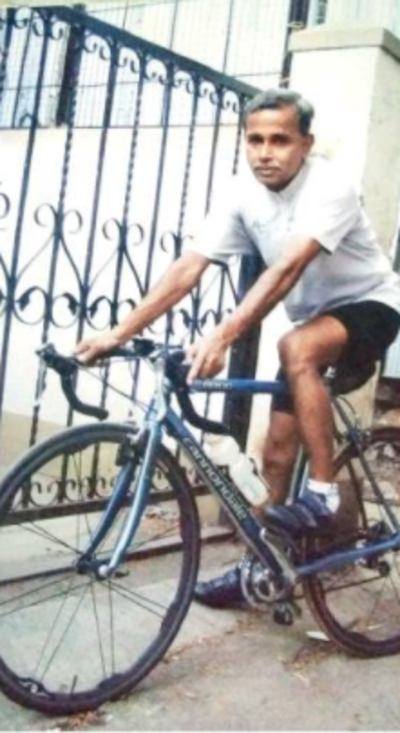 Ashok Khale's death in a road accident has robbed Mumbai of a champion cyclist