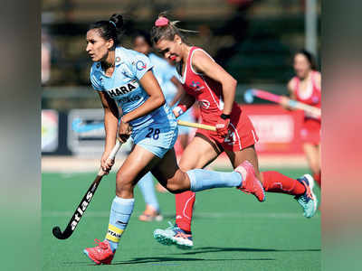 Rani looks for improvement ahead of FIH Olympic Qualifiers