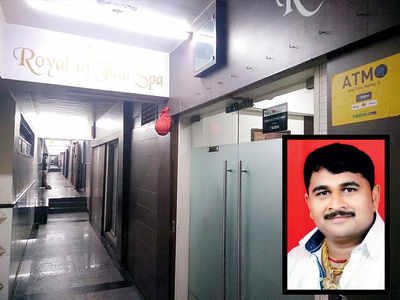 PMC staffer running sex racket in parlour held