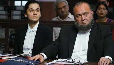 Mulk Movie Review: Director Anubhav Sinha touches a relevant nerve in this Rishi Kapoor, Taapsee Pannu starrer