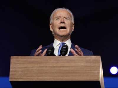 US Elections 2020: 'We are going to win', says Biden as he nears victory