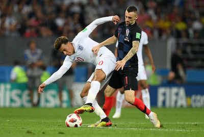 FIFA World Cup 2018: Croatia in finals for 1st time, beats England 2-1