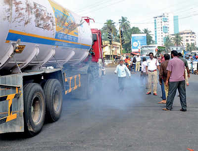 'High pollution takes a toll on Mangaloreans' health'