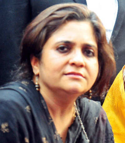 Teesta's NGO loses licence to receive foreign funds