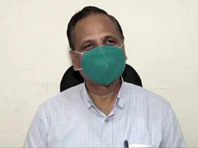Delhi Health Minister Satyendar Jain's condition improves