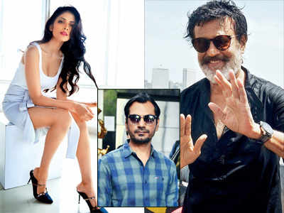 Malavika Mohanan to romance Rajinikanth in Karthik Subbaraj's next