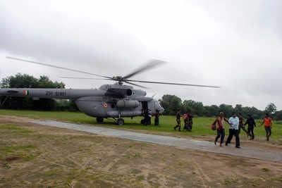 Rains batter Ahmedabad, Gandhinagar; over 54,000 relocated