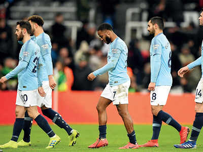 Manchester City look to revive title bid against Arsenal
