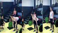 Alia Bhatt takes up rigorous workouts at gym, does 10 sets of 50 kg deadlifts