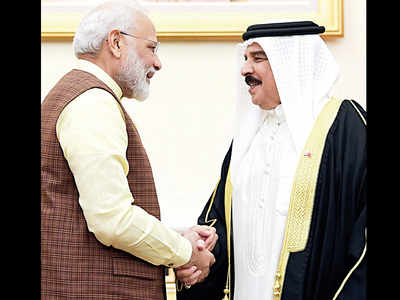 India, Bahrain issue joint statement on terrorism