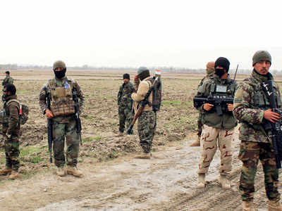 27 soldiers killed in Taliban attack