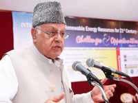 81st birth anniversary of former J&K CM Farooq Abdullah today