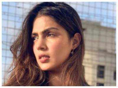 Rhea Chakraborty's lawyer: Not in a hurry to file bail application