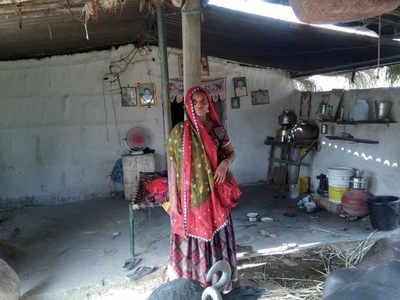 'Homeless' in Nal Sarovar
