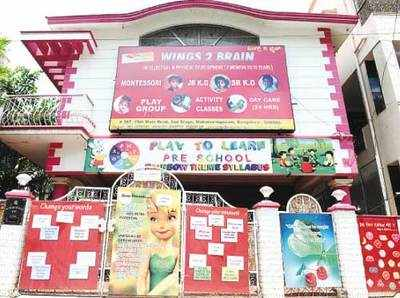 Montessori owners swindle parents, escape with Rs 1 crore admission fee