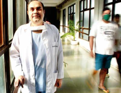 Dr Pankaj Chaturvedi: Won't go up in smoke
