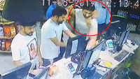 CCTV footage shows TV actor vandalising a store in Ghaziabad mall