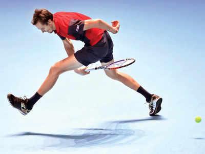ATP Finals: Defending champion Alexander Zverev's defeats Daniil Medvedev as Rafael Nadal heads home