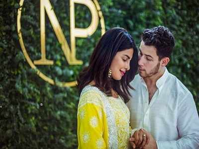 Love is in the air! Priyanka Chopra, Nick Jonas are now officially engaged