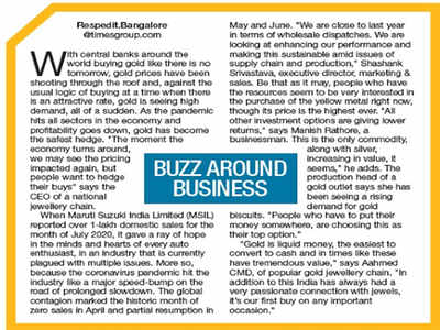Advertorial: Bangalore Future Positive: Buzz around business