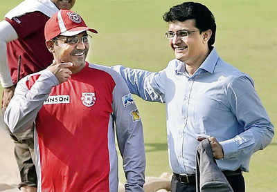 Ganguly back in commentary box