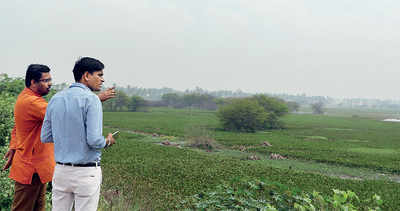 Man from UP to help save Bengaluru's Hosakote Lake