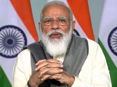 Covid review meet: Modi urges states to restrategise
