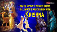From the obvious to most bizarre: Hollywood's fascination with Krishna
