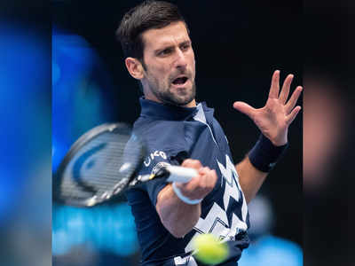 Djokovic ends year as No. 1 for sixth time to go level with Sampras