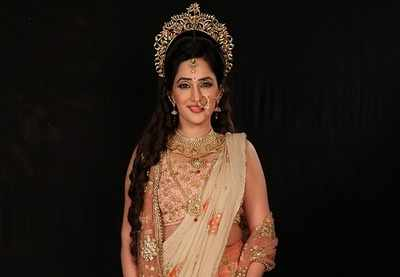 Actor Sampada Vaze enters TV show Karmphal Data Shani as Ravan's wife Mandodari