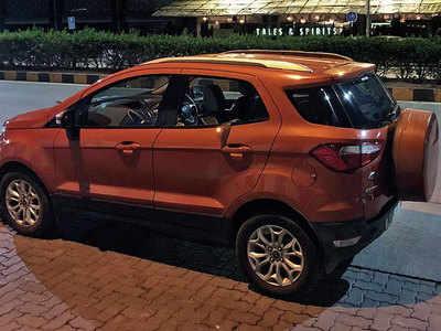 In a repeat of 2018, cars vandalised at Balewadi High Street